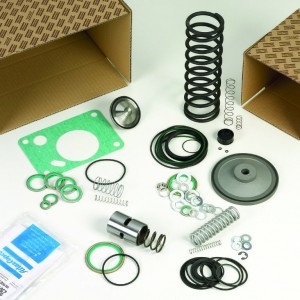 CTS, Minimum pressure and thermostatic valve maintenance kit